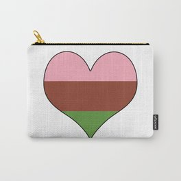 Gynesexual Heart Carry-All Pouch