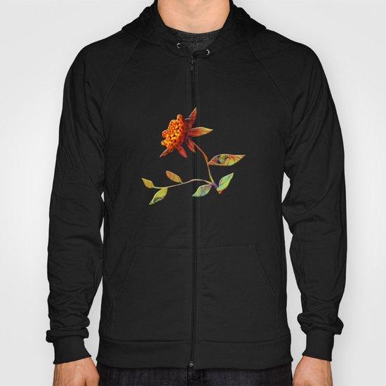 Sunflower Abstract Hoody