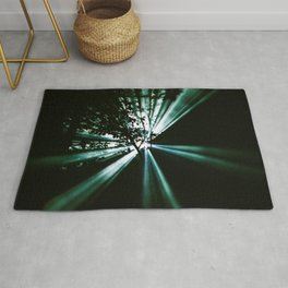 Light Through the Fog Rug