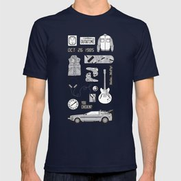 McFly Icons - Back to the Future T-shirt