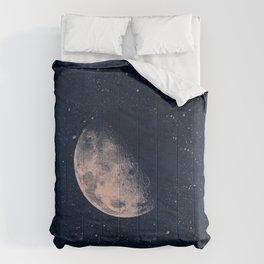 SPACE / Half Moon Comforters