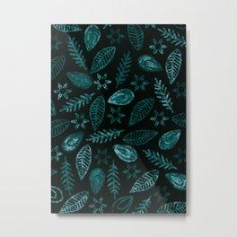 Floral #২ Metal Print