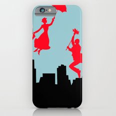 Blue Mary Poppins Slim Case iPhone 6s