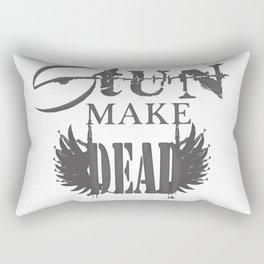 stun make Rectangular Pillow