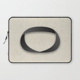 Möbius strip Laptop Sleeve
