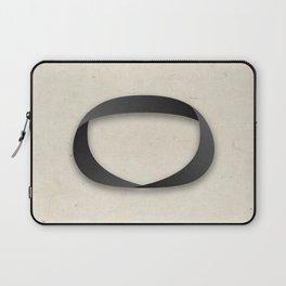 Möbius strip Laptop Sleeve