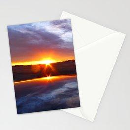 'Prarie Sunrise' Stationery Cards