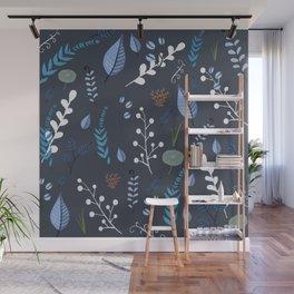 floral dreams 2 Wall Mural