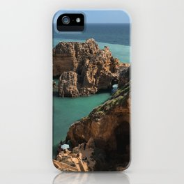 Cliffs, Caves and Beaches II iPhone Case