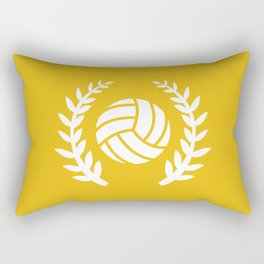 The Volleyball II Rectangular Pillow