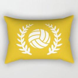 Volleyball II Rectangular Pillow