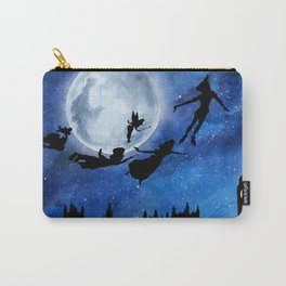 Peter Pan Night Nursery Decor Carry-All Pouch