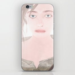 The Witcher Russia: Ciri iPhone Skin