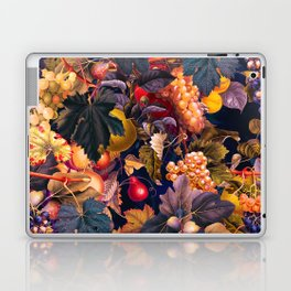 Vintage Fruit Pattern VI Laptop & iPad Skin