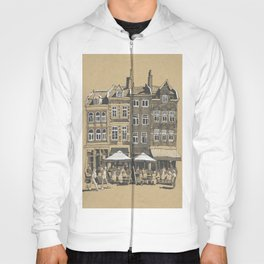 A Slice of Townhouses in Maastricht, The Netherlands Hoody