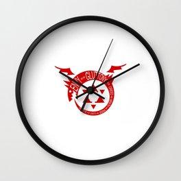 Homunculus Trending Wall Clock