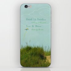 Hand in Hand... iPhone & iPod Skin