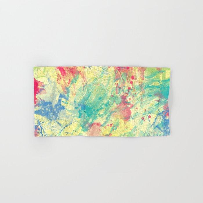 Abstract III Hand & Bath Towel