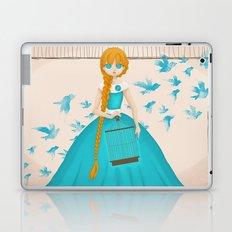 Flying Birds II Laptop & iPad Skin