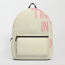 Find Joy In The Journey Backpack