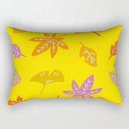 Autumn Leaves_C Rectangular Pillow