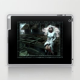 """""""Lacey Malice"""" by MiaSnow and Trin Laptop & iPad Skin"""