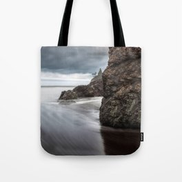 Storms Gather Tote Bag
