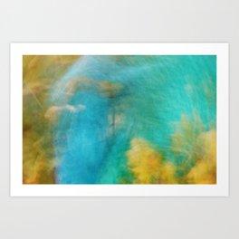 fantasy storm °1  Art Print