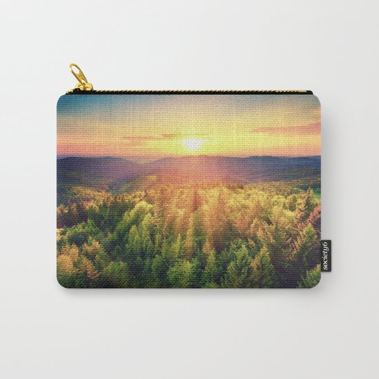 majestic sunrise Carry-All Pouch