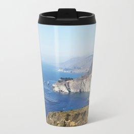 Beautiful Big Sur Travel Mug