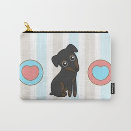 Rylee the Min Pin Carry-All Pouch