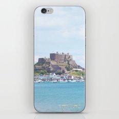 Elizabeth Castle iPhone & iPod Skin