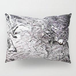 Black Lava III Pillow Sham