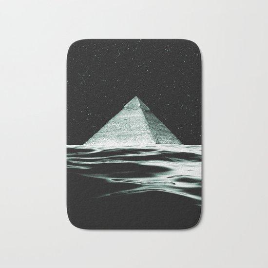 pyramid song Bath Mat