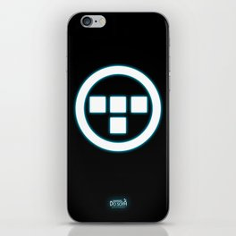 Tron Lives! iPhone Skin