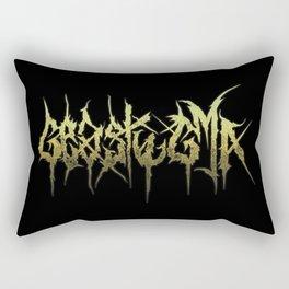 Geostygma - Band Name 2 Rectangular Pillow