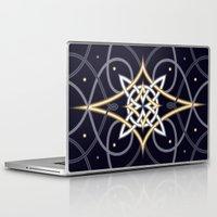 tarot Laptop & iPad Skins featuring Ostara Tarot III by Mariya Olshevska