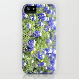 Texas' State Flower iPhone Case