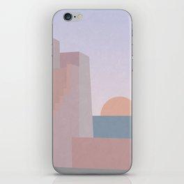 Spanish Sunset iPhone Skin