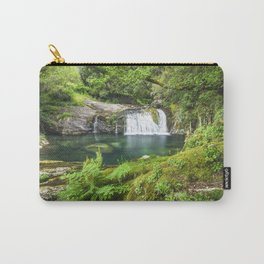 A magic lake deep in the woods Carry-All Pouch