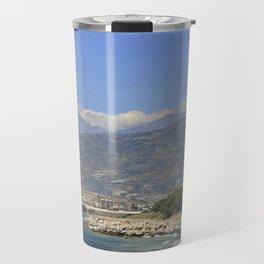Crete, Greece 8 Travel Mug