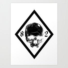 82 War Art Print
