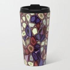 Fractal Gems 01 - Fall Vibrant Travel Mug