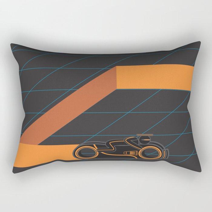 tr.ojó.n Rectangular Pillow