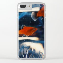 The Little Sea 03 Clear iPhone Case