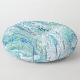 Calm Flow Floor Pillow