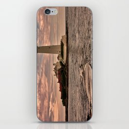 St Mary's Lighthouse iPhone Skin