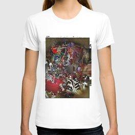Asemic Graphic T-shirt