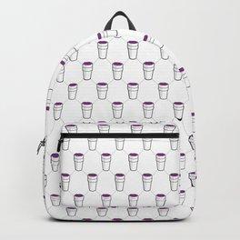Lean Pattern Backpack