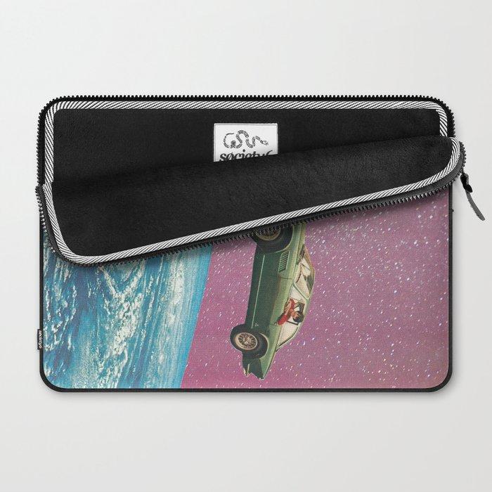 Bon voyage Laptop Sleeve